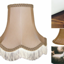 Add a Touch of Nature with These Beautiful Brown Lampshades!