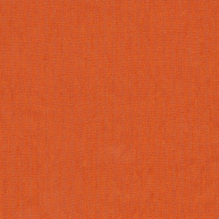 Burnt Orange Dupion Fabric