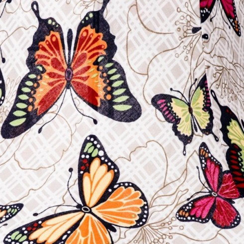 Butterfly Swatch