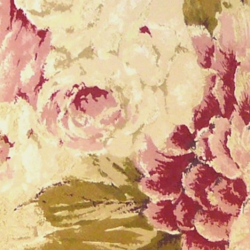 Chintz Floral Fabric