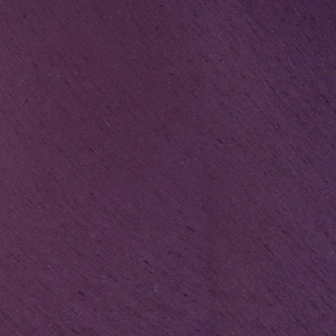 Grape Dupion Swatch