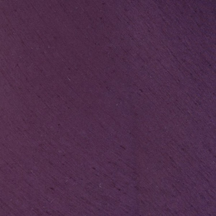 Grape Purple Dupion Swatch