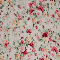 Rose Floral Swatch