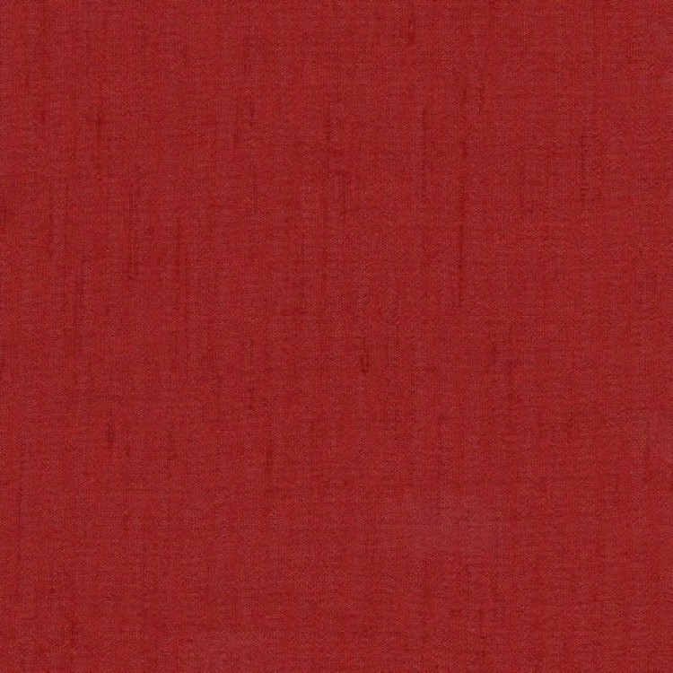 Rosso Red Dupion Swatch