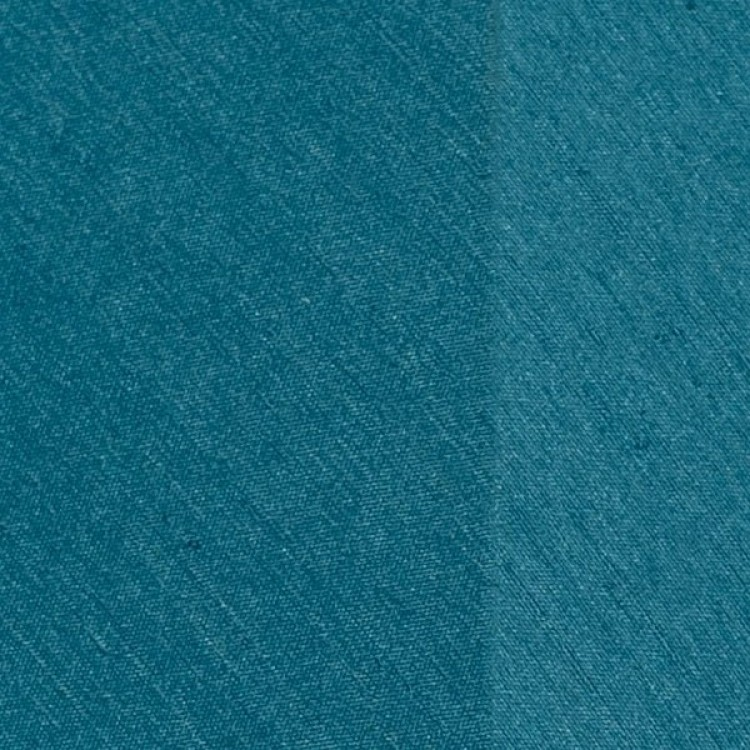 Slate Blue Dupion Fabric