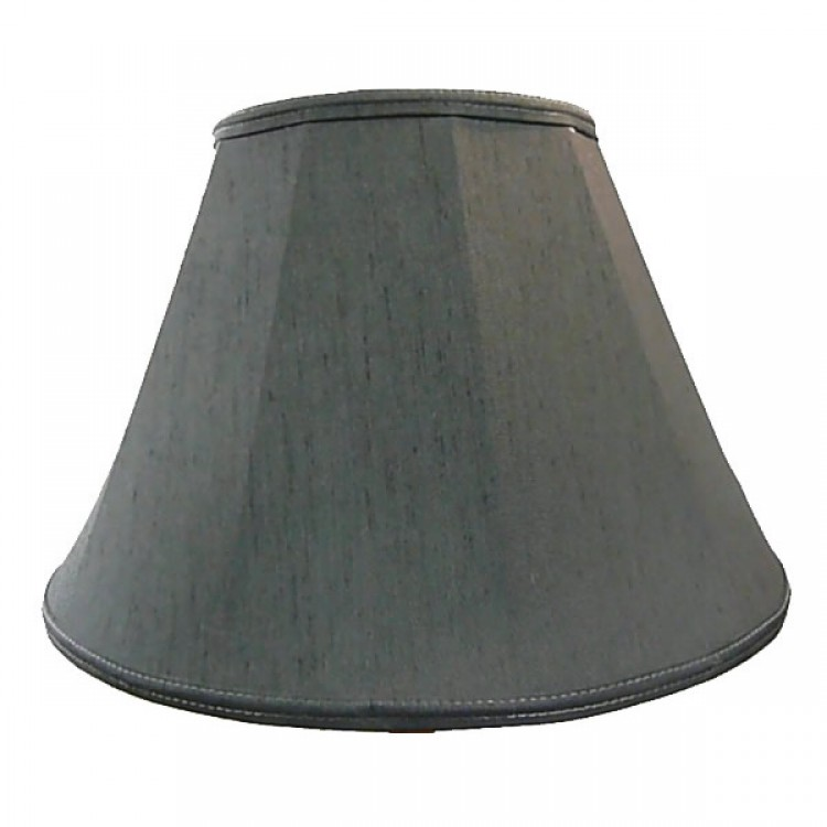 Black Contemporary Fabric Lamphsades