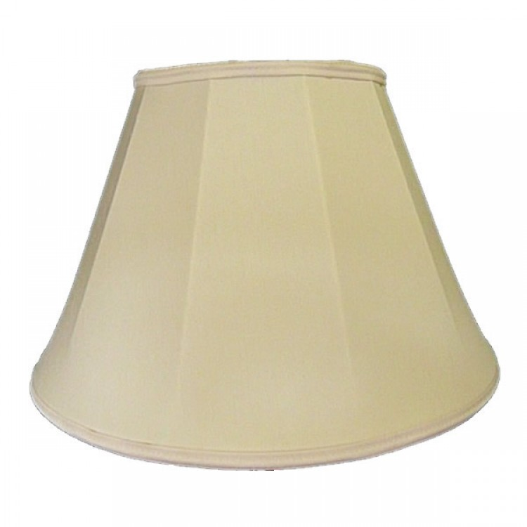 Cream Contemporary Fabric Lampshades