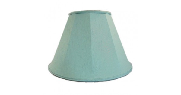 Duck Egg Contemporary Lampshade