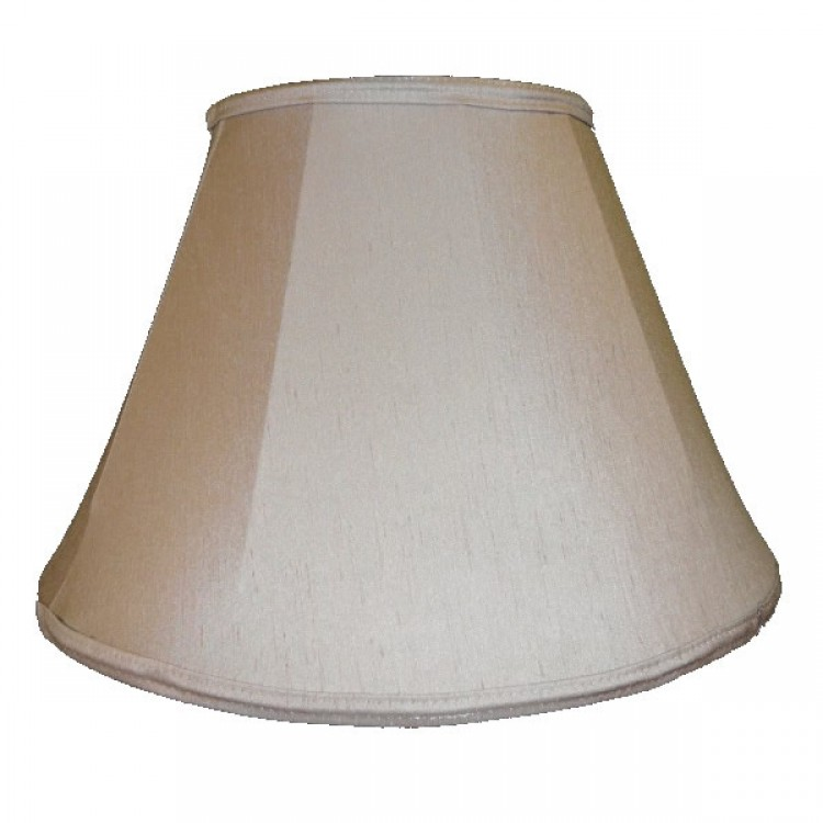 Brown Beige Contemporary Fabric Lampshades