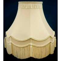 Regal Cream Fabric Lampshades