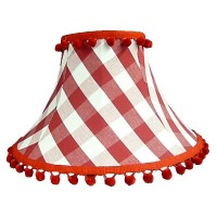 Rouge Gingham Empire