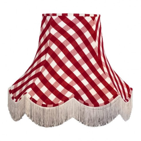 Rouge Gingham