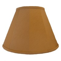 Mushroom Beige Contemporary Fabric Lampshades