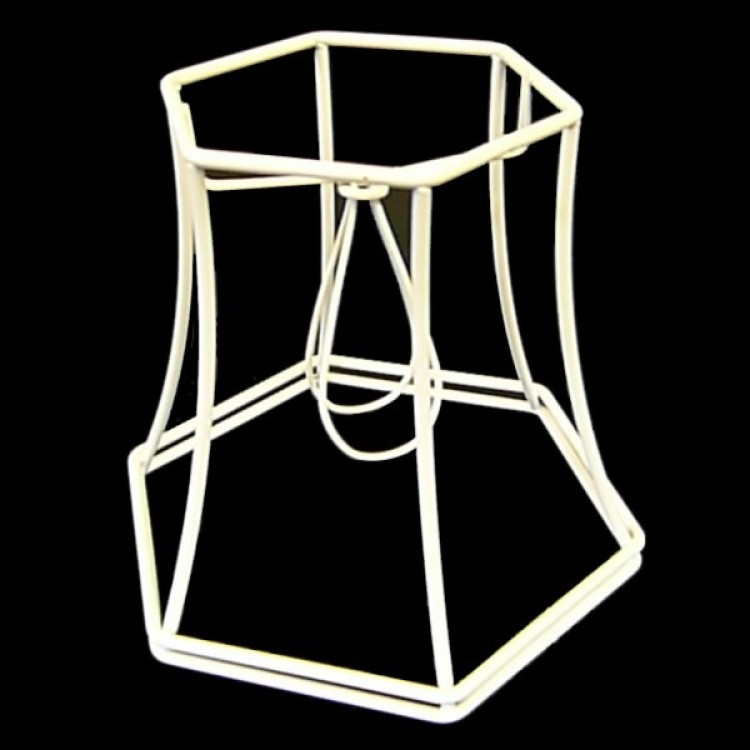 Octagonal Candle Frame