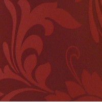 Burgundy Brocade Swatch