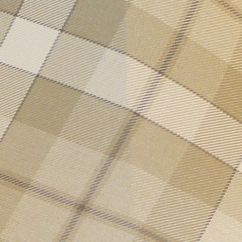 Fraser Natural Check Swatch