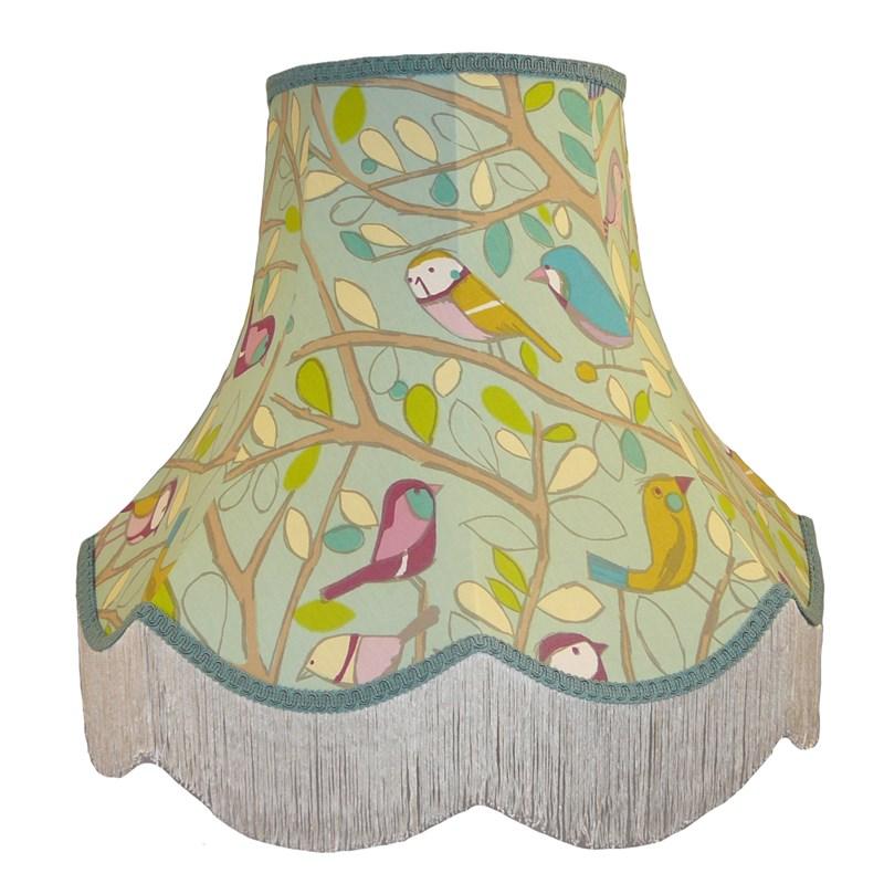 Lamp Shades Fabric Premier lampshades handmade fabric lampshades uk tweety bird duck egg audiocablefo