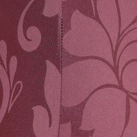 Wine Red Brocade Swatch