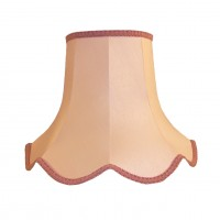 Baby Pink Modern Fabric Lampshades