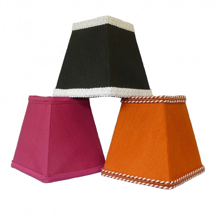 Design Your Own Trapezium Wall Light Lampshades