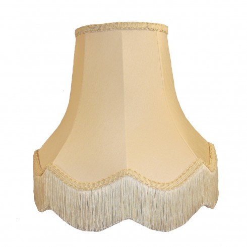 Cream Fabric Lampshades