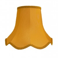 Gold Modern Fabric Lampshades