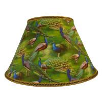 Peacock Plume Green