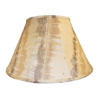 Moroccan Cream Contemporary Fabric Lampshades
