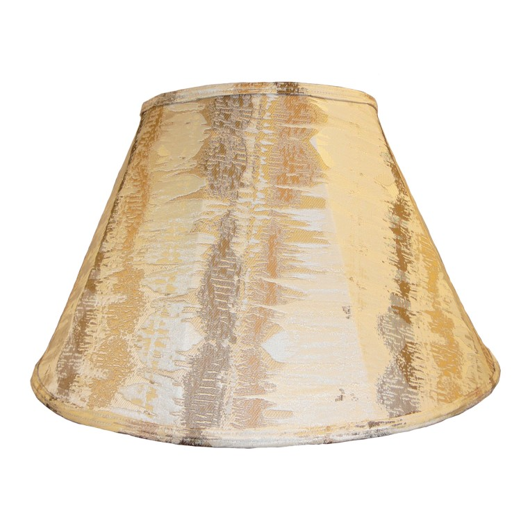 Inca Cream Contemporary Fabric Lampshades