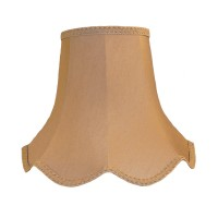 Mushroom Beige Modern Fabric Lampshades
