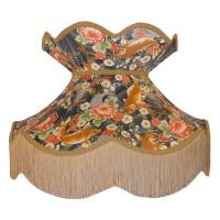 Oriental Koi Carp Crown Top