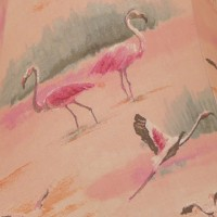 Pink Flamingo Swatch