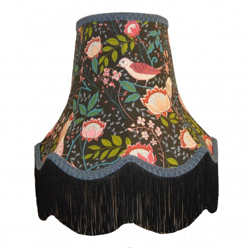 William Morris Strawberry Thief Fabric Lampshades