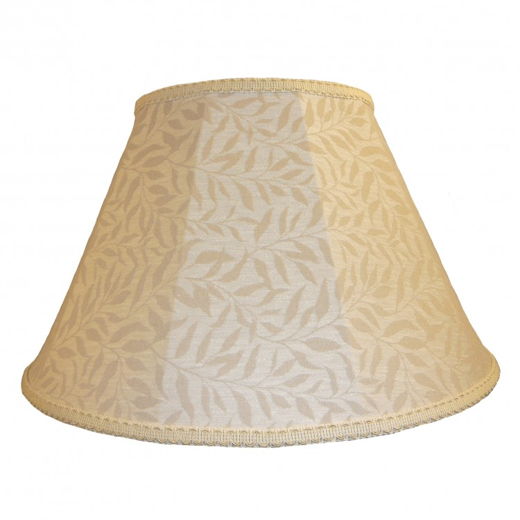 William Morris Willow Bough Cream Contemporary Fabric Lampshades