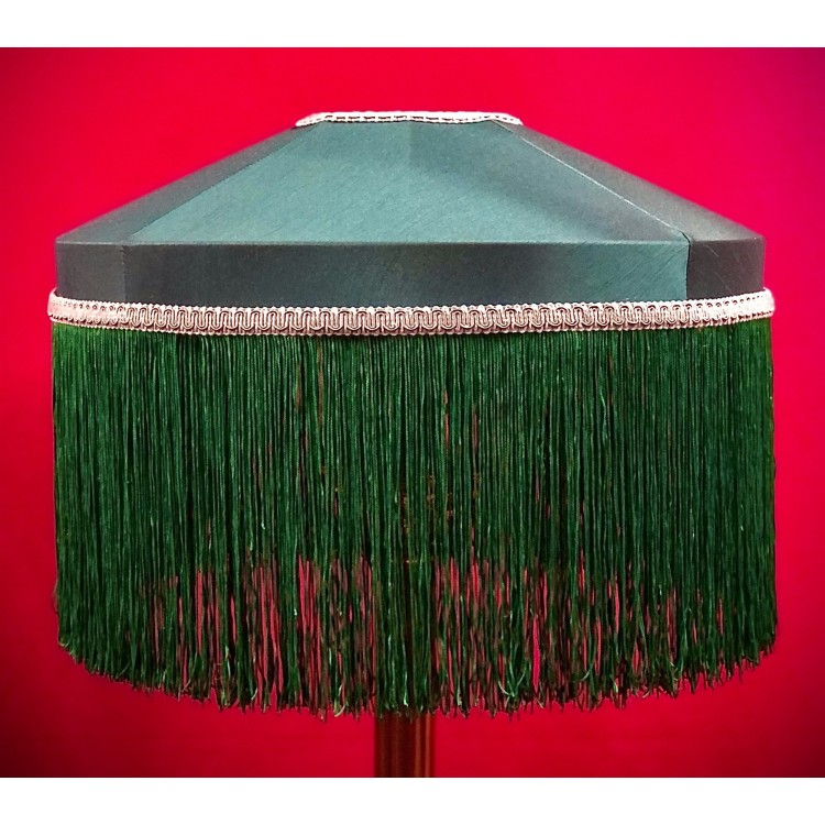 Holly Green Tiffany Lampshades