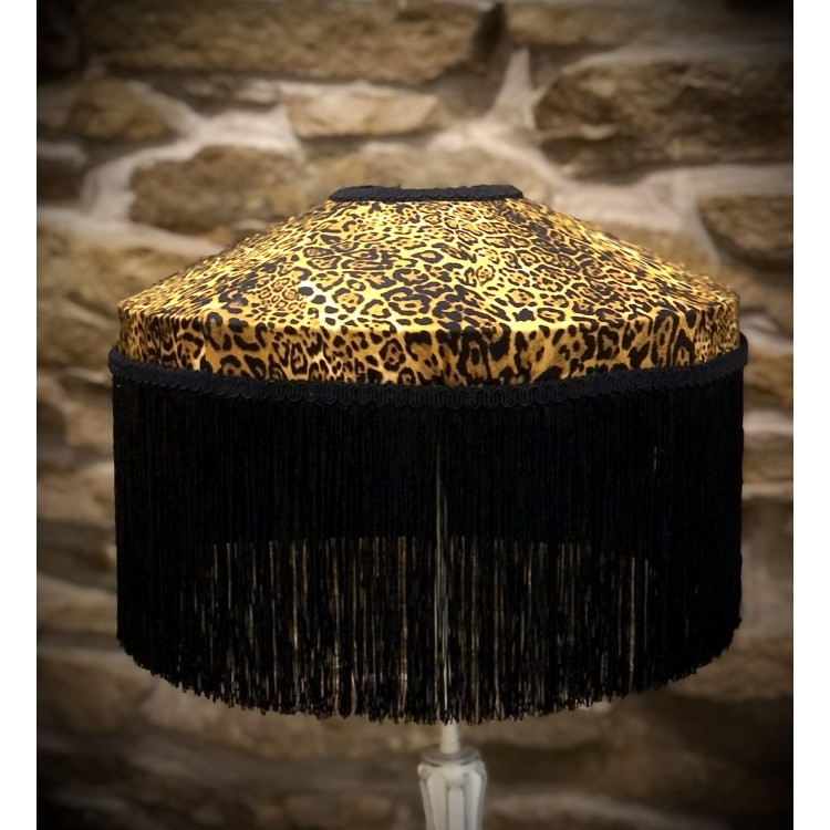 Leopard Animal Print Tiffany Lampshades