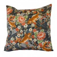 Koi Carp Fabric Cushion Covers