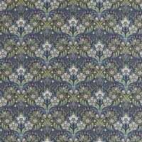 William Morris Molly Blue Swatch