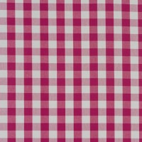 Pink Gingham Check Swatch