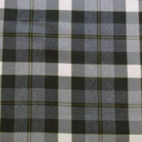 Charcoal Grey Check Swatch