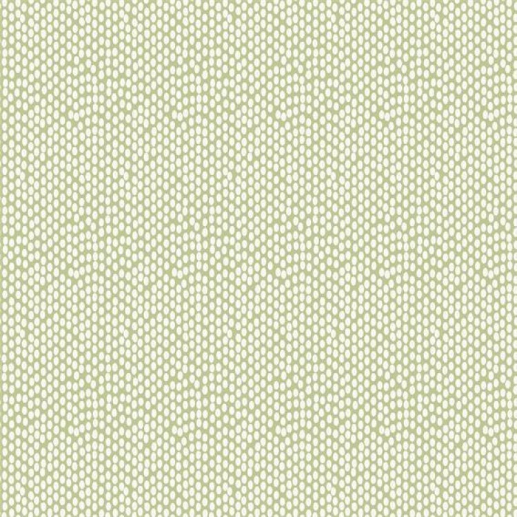 Sage Green Polka Dot Fabric