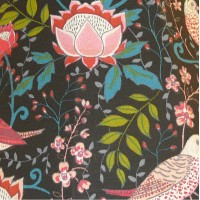 William Morris Strawberry Thief Swatch
