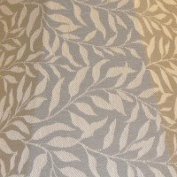 William Morris Willow Bough Light Grey Fabric