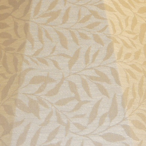 William Morris Willow Bough Cream Swatch