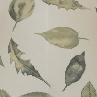 Grey Leaf Swatch