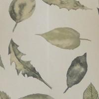 Grey Leaf Swatch