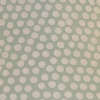 Seafoam Polka Dot Swatch