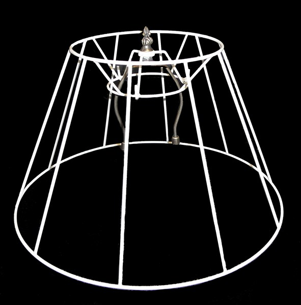 American Spider Lampshade Fittings, 14 Inch Lamp Shade Harp